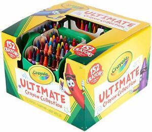 Crayola 52-0030 Ultimate Collection Crayons 152-Piece