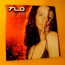 Cardsleeve single CD TLD Torn Apart 2 TR 2003 Trance, Euro House RARE !!!