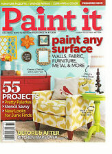 COUNTRY COLLECTIBLES  PAINT ITCOLORFUL WAYS TO REFRESH YOUR SPACE IN A FLASH