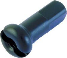 10 Messing Speichennippel DT-Swiss Pro Lock 14 mm 2,0 mm Gewinde schwarz