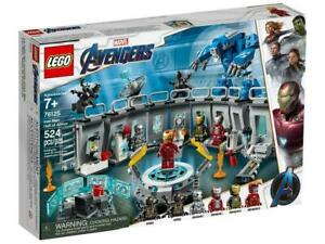 Super Heroes - Iron Man Hall of Armor - 76125 - LEGO *BRAND NEW SEALED IN BOX*