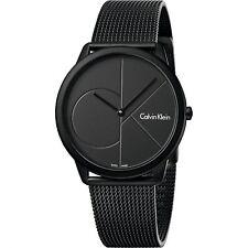 Calvin Klein K3M514B1 Men's Minimal Wristwatch