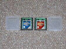 Zelda: Oracle of Ages & Seasons Nintendo Game Boy Color Lot PAL Australian