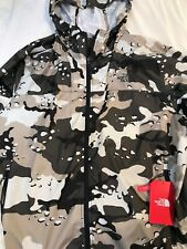 The North Face Men's Camo  Printed Cyclone Windwall Jacket Size XL New