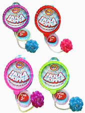 LIGHT UP HULA SKIP BALL - SV3127 OUTDOOR FUN SKIPPING ROPE ANKLE JUMP EXERCISE