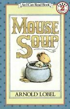 New listing Mouse Soup, Paperback by Lobel, Arnold, Like New Used, Free shipping in the Us