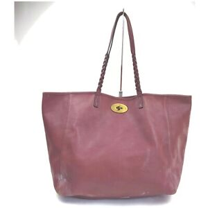 Mulberry Tote Bag  Bordeaux Leather 1515736
