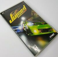 Juiced: Eliminator Sony PlayStation Portable PSP Game COMPLETE w/ Manual Racing