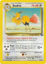 Jungle Uncommon Pokémon Individual Cards in English