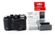 Canon PowerShot G10 14.7 MP Black Digital Camera Excellent from Japan Tokyo