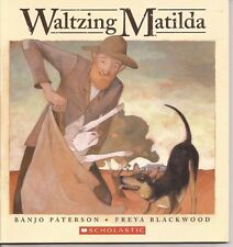 Waltzing Matilda by Banjo Paterson Children's Reading Picture Story Book NEW