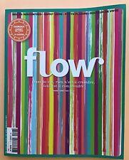 FLOW N°7 2016 - Magazine Art Culturel - Avec Cadeau -TBE - Version Française