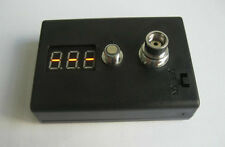 2-in - 1 Tester Misuratore di Ohm COMBO + Volt metro Bobina RDA RBA MOD VAPE Chip 99