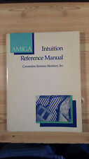 Amiga Intuition Reference Manual (RKRM)
