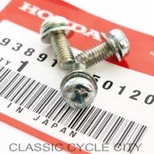 Honda CB 500 Four K0 K1 K2 Schrauben Zündung Zündungsplatte Bolts Ignition Plate