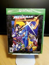 NEW Capcom MEGAMAN Legacy Collection 2 XBOX ONE Brand New Factory Sealed!