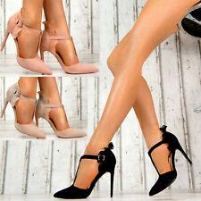 Neu Designer Damenschuhe Party Sandaletten Spitze Pumps Sandalen SeXy M57
