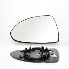NUOVO SX grandangolare Vetro specchietto RISCALDATO PER OPEL OPEL CORSA D 06