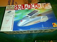 OWI Triple Action Solar Car Educational Electronic Kit PARTS Sealed