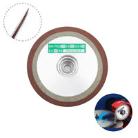 125mm Diamond Grinding Wheel Abrasive Disc 150 Grit Cutter Grinder for Carbide