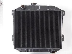 Kühler Wasserkühler Ford Capri / Escort I / Taunus NEU! 79EB8005GA, 75AB8005CA
