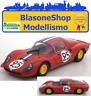 Ferrari Dino 206 S Coupe #25 Le Mans 1966 N. Vaccarella M. Casoni 1:18 CMR040 🤩
