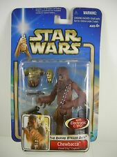 Star Wars Chewbacca The Empire Strikes Back Cloud City Capture Blue Card MOC