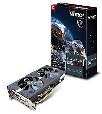 Sapphire AMD Radeon NITRO+ RX 570 4GB GDDR5 PCI-E Graphics Card 11266-14-20G