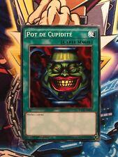 OCCASION Yu-Gi-Oh! Pot de Cupidité YGLD-FRB26