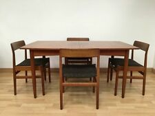 Teak Kitchen & Dining Tables with Extending
