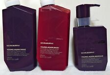 Kevin Murphy Young Again Wash & Rinse 8.4oz  withYoung Again Masque 6.7 oz.  NEW