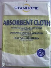 Absorbent Cloth torchon microfibre super absorbant de Stanhome Neuf sous blister