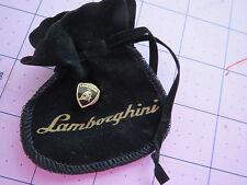 Lamborghini Badge Emblem Pin Tie Tac Countach Murcielago Jalpa Urraco Gallardo