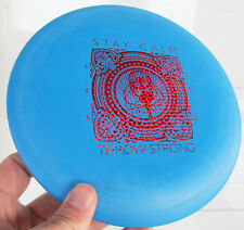 Roc -Limited Edition-New- Innova Mid Range -Blue-172g - Throw Strong Stamp