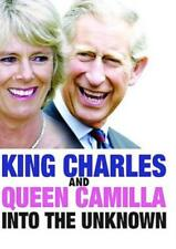 KING CHARLES, QUEEN CAMILLA: INTO THE UNKNOWN NEW DVD