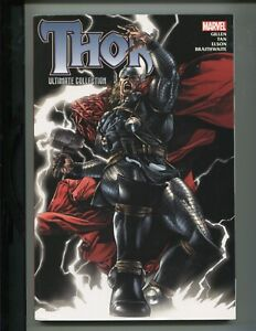 THOR BY KIERON GILLEN ULTIMATE COLLECTION (VF) TAN!! ELSON!! 2011