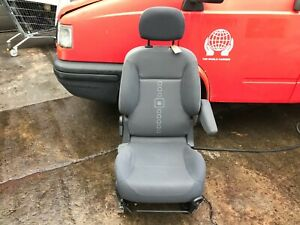 Citroen Berlingo Peugeot Partner 1.6 09-17 Driver Seat With Armrest (G108)