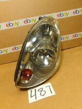 03 04 INFINITI G35 DRIVER Side Used HID Headlight - Front Lamp #487