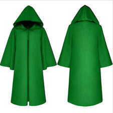 Adult/Kid Party Cloak Cape Hood Medieval Costume Witch Wicca Vampire Gifts UK