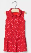 Baby Gap Dress Red Star Dress Nwt 2T