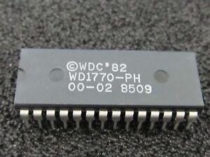 WD1770PH00-02 - Western Digital DIP28 Floppy Disc Controller WD1770-PH00-02