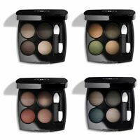 Chanel Genuine Les 4 Ombres Multi Effect Eyeshadow Select Your Palette Shades
