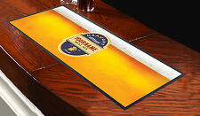 Personalised DRAUGHT BEER BACKGROUND Barmatte IDEAL FOR PUB BAR OCCASION