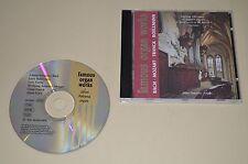 Jirina Pokorna - Famous Organ Works / Church Of St. Moritz / Musicvars 1994