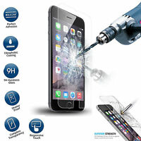 Shatterproof Tempered Glass Screen Guard Protector cover Apple iPhone 5/5s/5c/SE