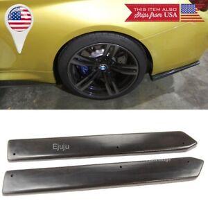 "21"" Rear Bumper Lip Apron Splitter Diffuser Valence Bottom L For Nissan Infiniti"