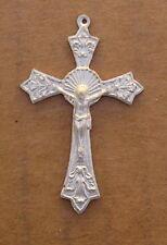 Alter Kreuzanhänger - Rosenkranzkreuz - Rosenkranz Kreuz - (AH67)