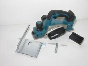 Makita LXT DKP180 18V Cordless Planer Bare fully working 82mm x 2.0mm