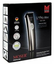 Moser 1584 Li+Pro Mini Professional Cordless Hair Trimmer ES