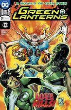 Green Lanterns #39 (2016), Tim Seeley, DC